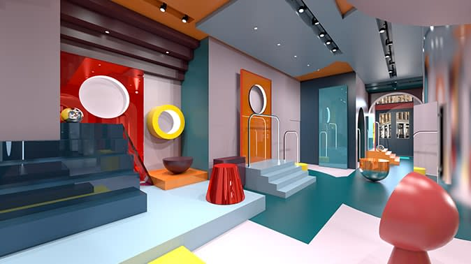 BA in Interior Design Milano