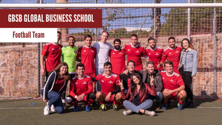 GBSB Football Team
