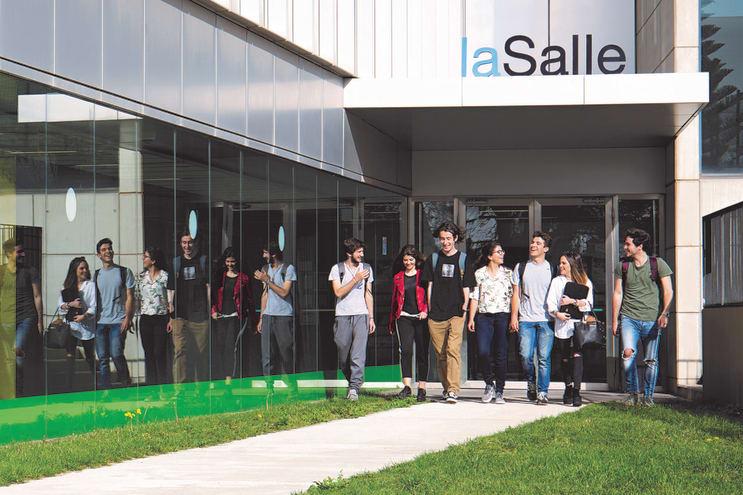 La Salle Campus Barcelona en Barcelona, España - Grados