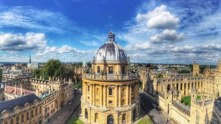 University of Oxford - Radcliffe Camera