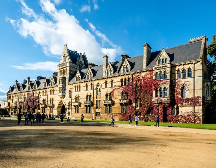 University of Oxford - Christ Church College