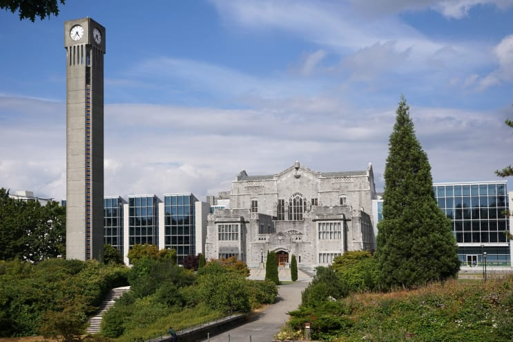 University of British Columbia, Canada - sustainability