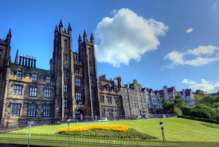 University of Edinburgh, Scotland, UK - sustainability