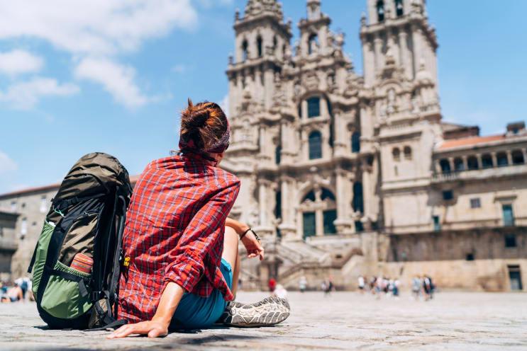 International student in Spain