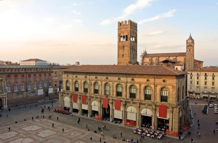 Piazza Maggiore - University of Bologna