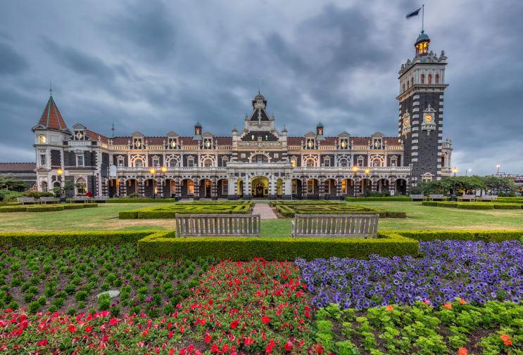 University of Otago, New Zealand