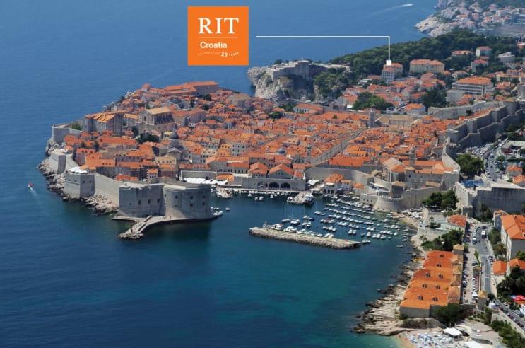 RIT Croatia in Dubrovnik