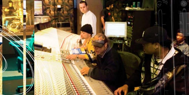 artes da gravação