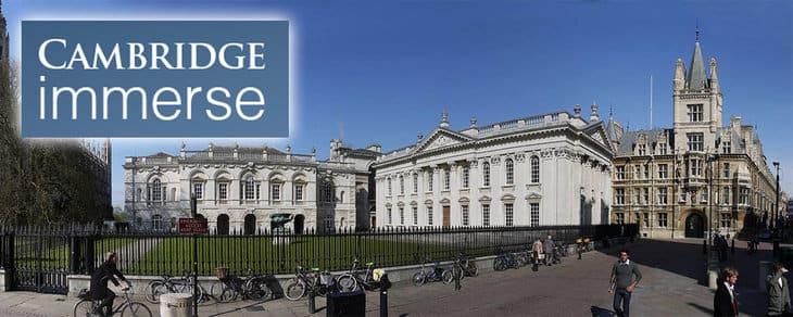Sumergir Cambridge