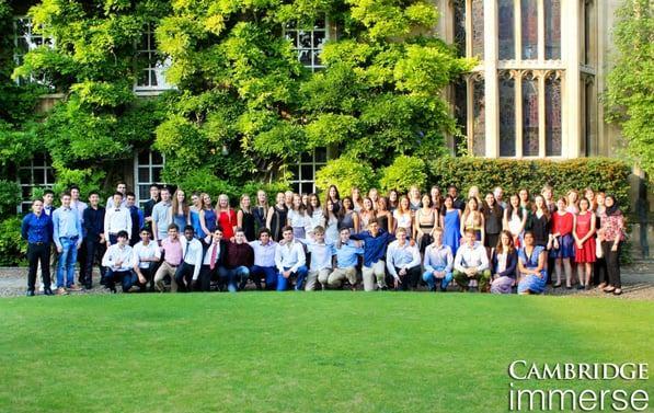 cobertura de Cambridge