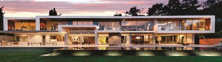 Luxury architect