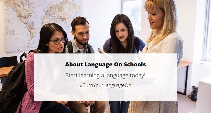 LanguageOnSchools