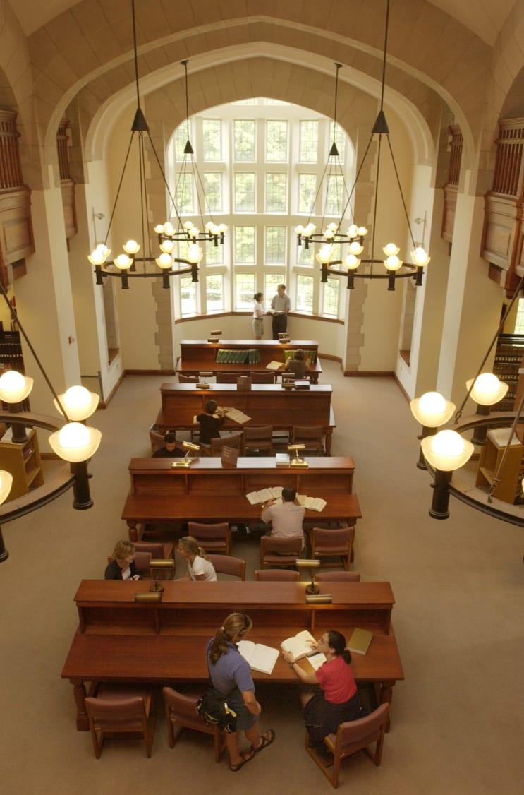 قانون کتابخانه