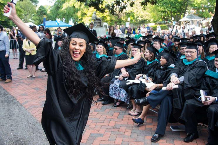 McCourt Graduation