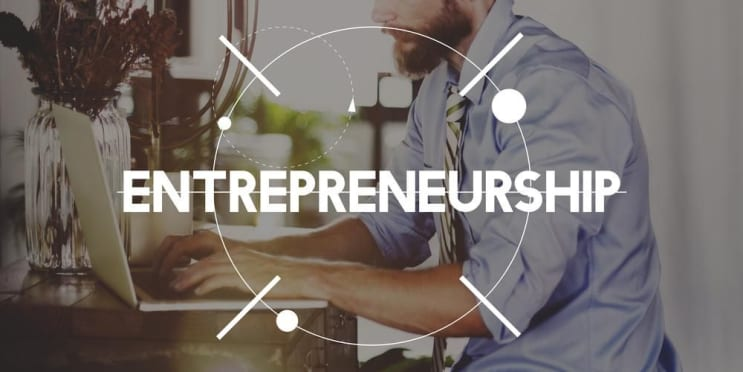 Entrepreneurship Business Person Start Up Concept