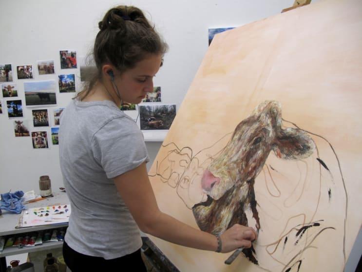 Ella McVeagh, Study Abroad Undergraduate, 2017