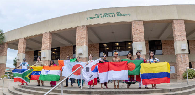 "International Education Week 2018 - ""We Are One"""